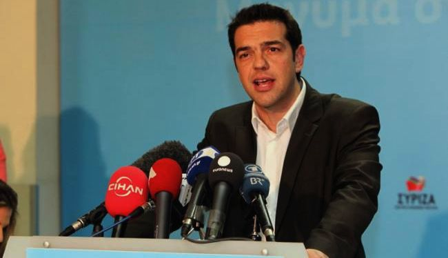Greek PM Alexis Tsipras has been publicly criticised for his handling of the financial crisis. PHOTO: Supplied.