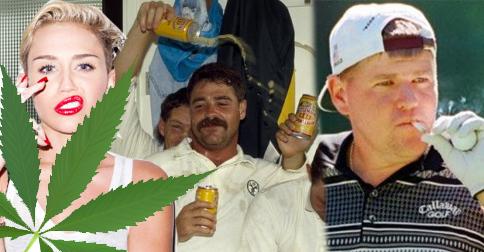 The Tobacco vs Alcohol vs Marijuana experiment