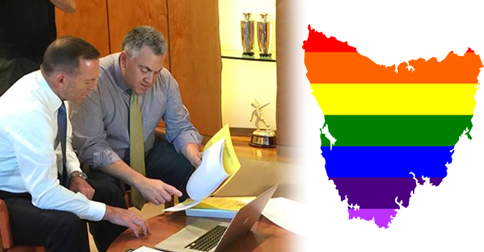 BREAKING: Australian Government To Trial Gay-Marriage In Tasmania