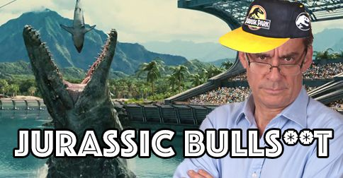 "Prominent Palaeontologist unhappy with ""realism"" in Jurassic World"
