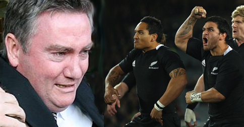 Eddie McGuire Treated For Shock After Watching All Blacks Haka On Youtube