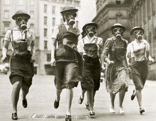 """Fred Nile says that women were happier when they lived in fear of being gassed by the """"Japs"""". PHOTO: Supplied."""