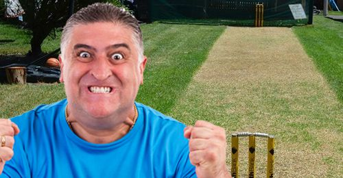 "Brisbane Dad Takes 7 Backyard Wickets In ""Frightening Return To Form"""