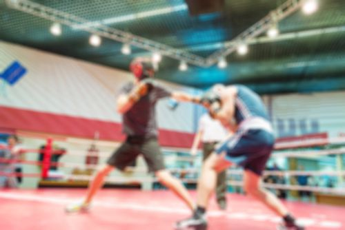 Government-sponsored boxing could help fight alcohol-fuelled violence. PHOTO: Supplied.