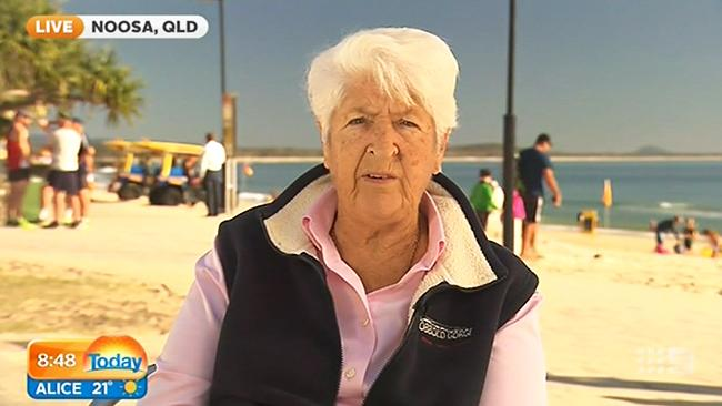 Dawn Fraser, an obscure authority on the behaviour of young male tennis players, has upset thousands with her bizarre racist tirade.