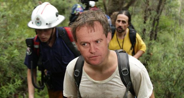 Bill Shorten found alive after seven months lost in wilderness