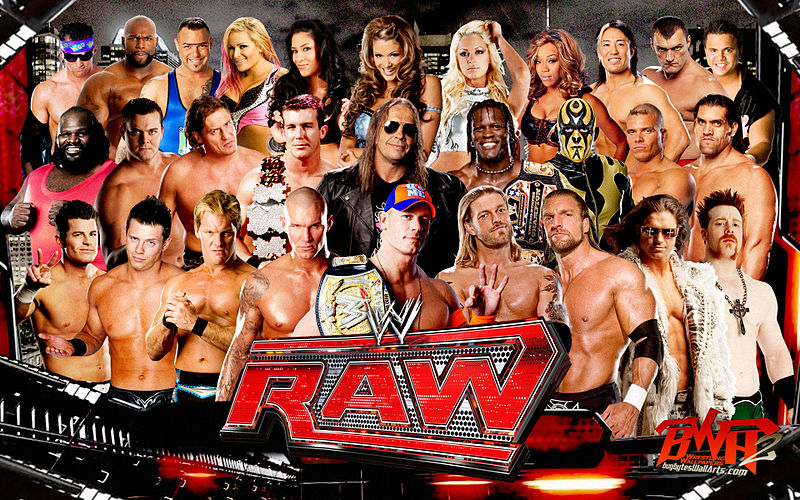 World Wrestling Entertainment's Monday Night Raw, believed to be a suitable replacement for Q&A