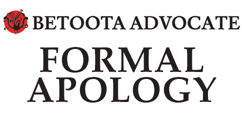 The Betoota Advocate Has Been Forced To Apologise To Australian Readers