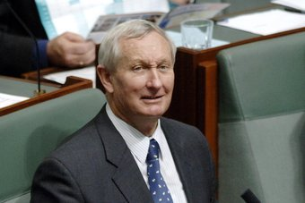 Betoota's MP Bruce Scott is a great speaker. PHOTO: Supplied.