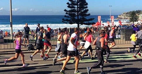 People Who Didn't Drink Last Night Run City2Surf Because They're Better Than You