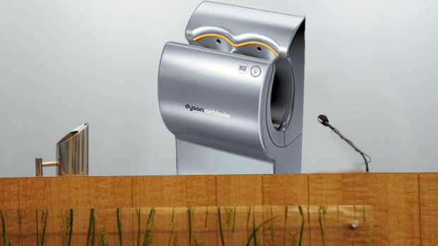 Royal Commissioner Dyson Heydon To Be Replaced By Dyson Airblade™