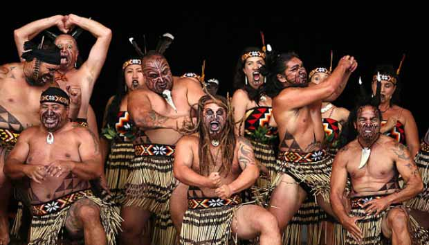 The haka is deeply rooted in the history of All Blacks. It's a dance enjoyed by all rugby fans. PHOTO: Supplied.