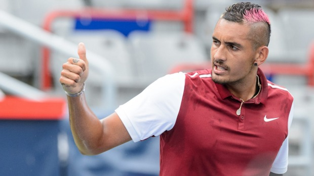 Leading sports psychologist explains why Kyrgios sucks