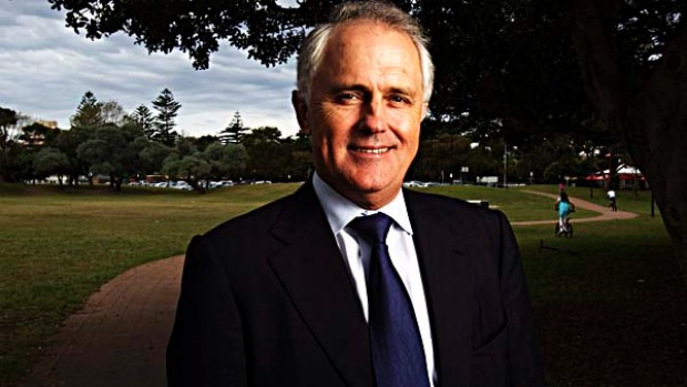 Malcolm Turnbull is the only parliamentarian who has the money to live a lifestyle befitting of a Speaker. PHOTO: Supplied.