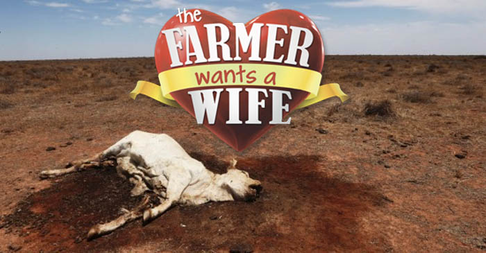 New season of Farmer Wants A Wife to showcase sleepless nights and crippling drought