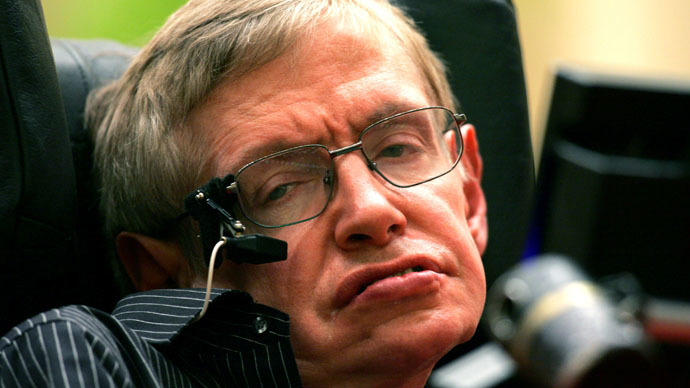 Stephen Hawking, the world renowned scientist and mathematician, still thinks Parramatta might still have a shot