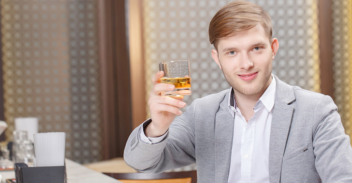 "Young men who drink Scotch are ""fuck boys"", according to government study"