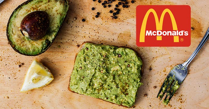 New McDonalds breakfast item will only please dickheads