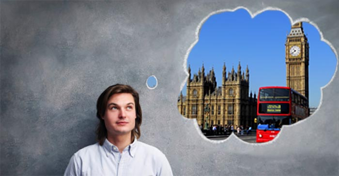 Young Australian looks forward to having dreams crushed in London