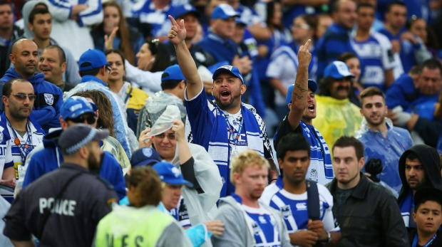 "In the National Rugby League, The Canterbury-Bankstown Bulldogs are well-known for their inclusive ""family"" club. One that has always been popular with Wogs."