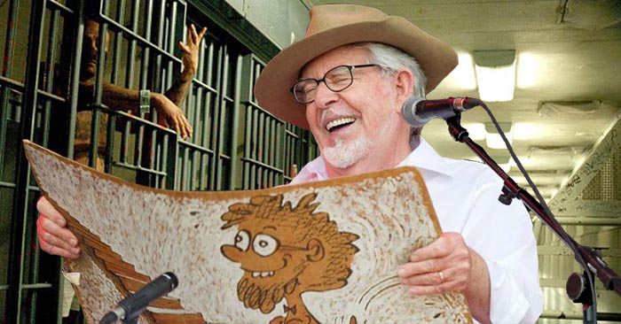 "Rolf Harris reportedly ""treated like wobble board"" by fellow inmates"
