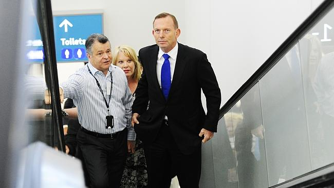 Tony Abbott Has Been Denied Re-Entry To Australia