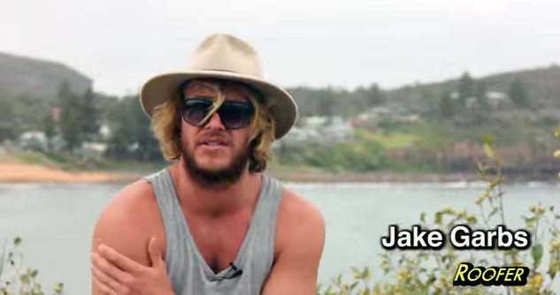 AMAZING! This Aussie Surfer Has Absolutely No Life Goals Or Ambition