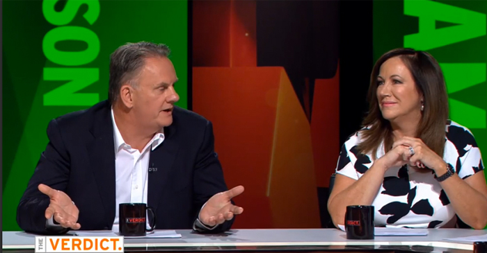 "Mark Latham is a self-confessed ""overtalker"""