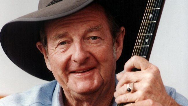 Slim Dusty is held close to the hearts of both racists and Aboriginals alike