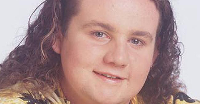 "A young ""Toadfish"" in the early years of Neighbours."