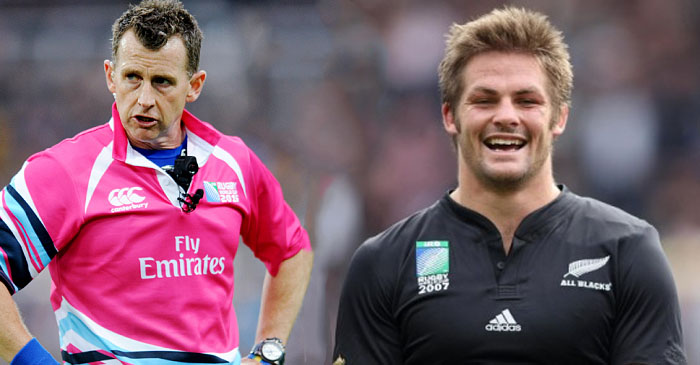 Richie McCaw, Nigel Owens in line for knighthood after heroic World Cup win