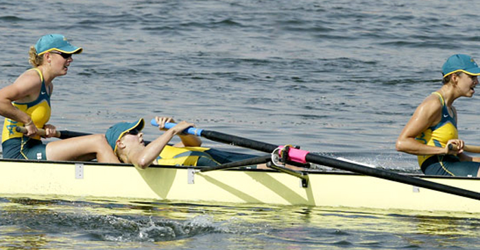 Sally Robbins' lack of mental toughness was a direct result of not enough funding. Rowing Australia is only designated $7.2k a year.