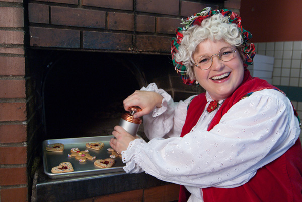 Mrs Claus Hospitalised, Heavy Christmas Period To Blame