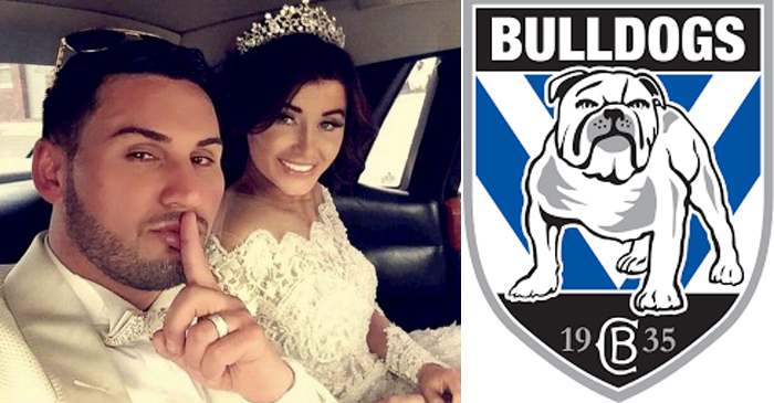Salim Mehajer Allegedly In Talks To Buy The Canterbury-Bankstown Bulldogs