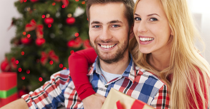 Bloke Can't Wait To Show Off New Bit Of Kit To Family This Christmas