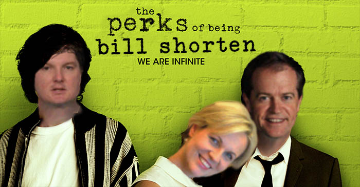 New documentary highlights Bill Shorten's time as wallflower Opposition leader