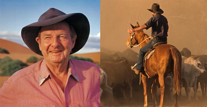 "Head stockman says all music that isn't Slim Dusty is ""pump me in the arse"" music"