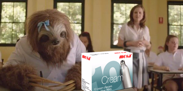 Stoner Sloth Seeks New Ways To Hide Pain Of Parents' Divorce