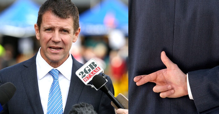 Mike Baird waterloo