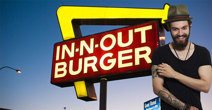 Real Surry Hills man discovered In-N-Out burgers before they were cool