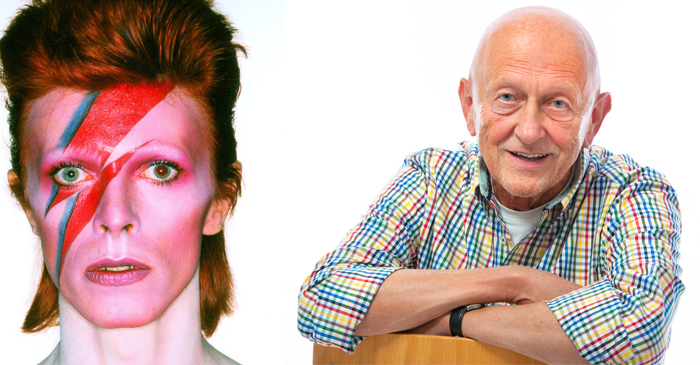Local Grandpa Says David Bowie Is The Reason He No Problem With The Gays