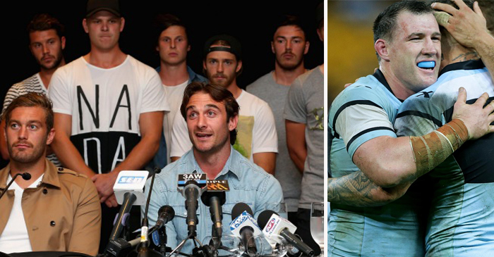 "Cronulla Sharks Praised For Strict ""No Snitching"" Policy Following Essendon Decision"