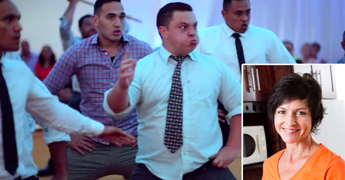 Kiwi Mum Cooks A Tasty Spag Bol, Her Sons Respond With A Tear-Jerking Viral Haka Video