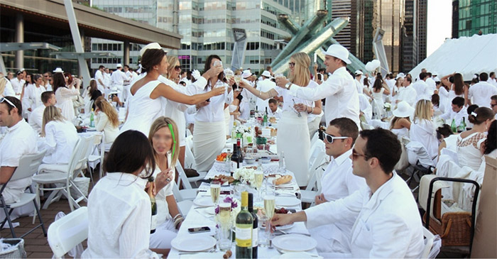 Inside the United Patriots Front annual 'white party'