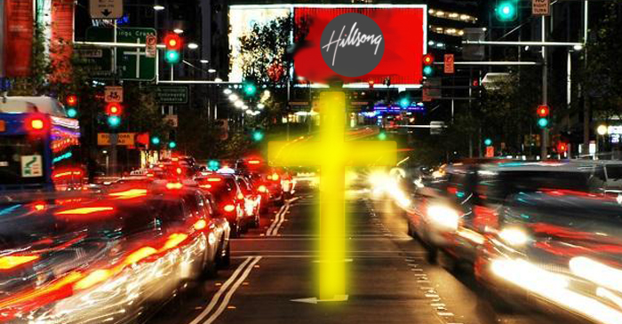 Mike Baird's Amazing Plan To Revitalise Kings Cross With Jesus Christ