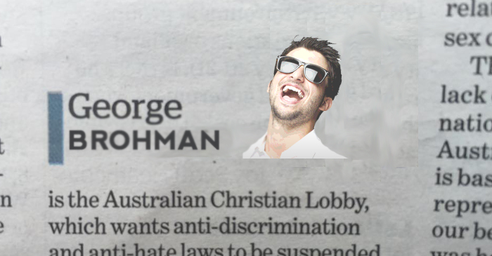 Sydney Morning Herald Hires Former 'CollegeHumour' Journo To Cover US Election