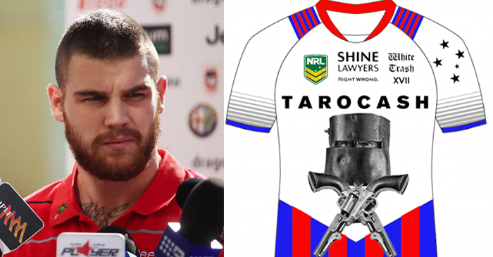 Josh Dugan Named Captain Of NRL White Trash All Stars – See Entire Team Here: