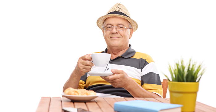 Pictured: A typical Baby Boomer enjoying a cup of tea and scones. Many people are still puzzled how these in charge of Governments and corporations around the world.