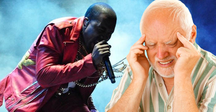 "We got a 66-year-old farmer to review ""The Life of Pablo"" – This is what he reckons"