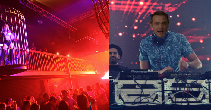 Wyatt Roy's set at The Met blew the socks off Brisbane's underground dance scene